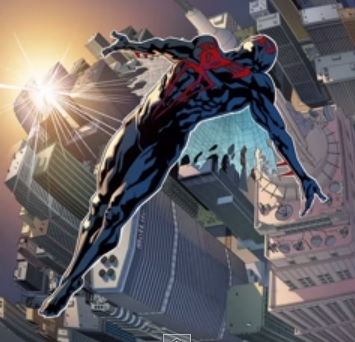 comic books online - spiderman 2099 preview