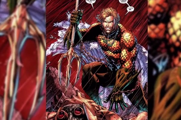 aquaman new 52 history origins