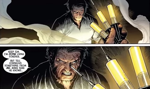 the death of wolverine comic reading order