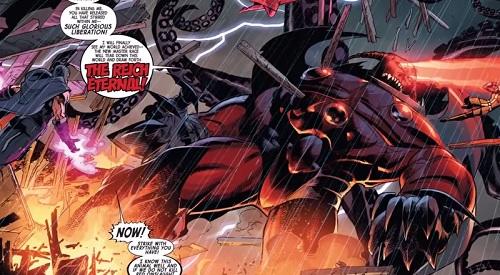 marvel comic books axis #1