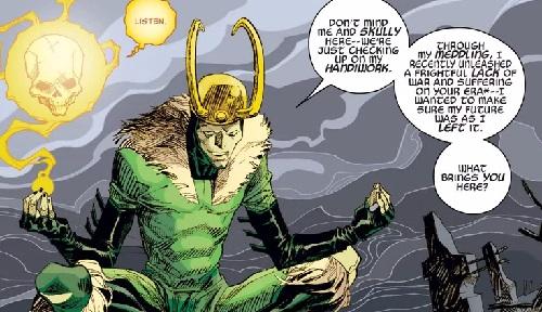 New comics loki agent of asgard