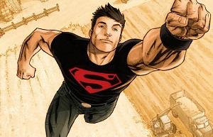 comic island top 10 incarnation of superman superboy