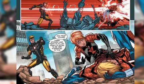 New Comics Scarlet Spiders #1