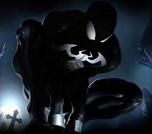 marvel super hero venom suit spiderman