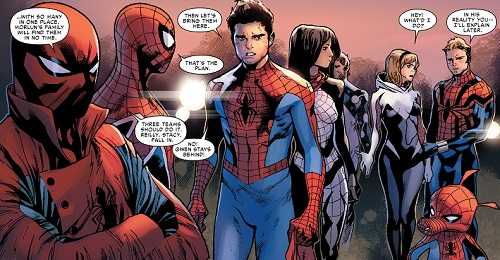 new comics spiderverse amazing spiderman comics 10