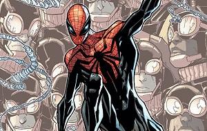 Marvel Comic Books superior spiderman