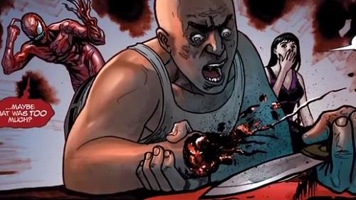 Marvel comic books carnage #1