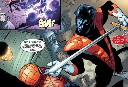 New Comics AXIS #7