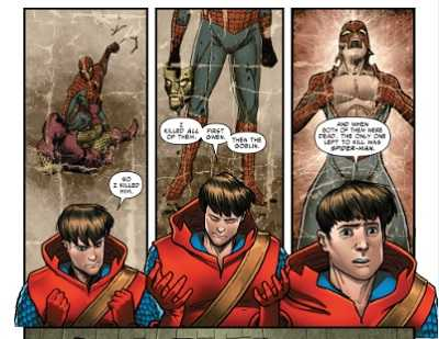 new comics spider verse team up