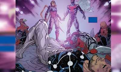 marvel comic books spiderman 2099 7