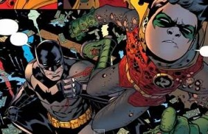 Batman and robin comics 38
