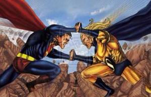 Marvel VS Dc top 10 copy cat characters