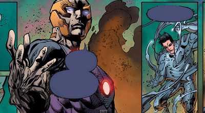 Convergence #4 Comic Review recap