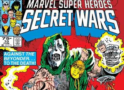 secret wars 1984 complete story