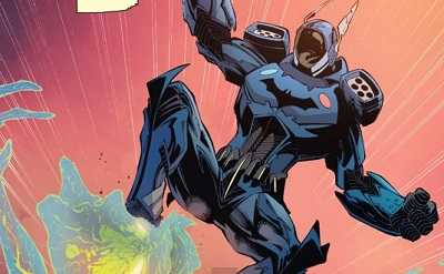 Batman 41 mech batman batman armor