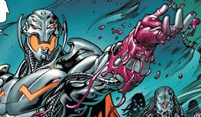 Top 10 Ultron Stories