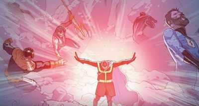 Secret Wars #4 Review/Recap. Power Of The Phoenix Force