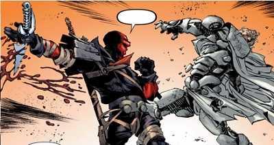 Red Skull #2 Recap/Review – Annihilation