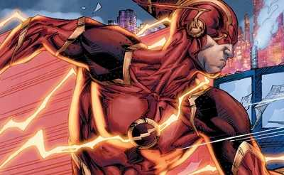 The Flash #43 Recap/Review – Getting the Drop