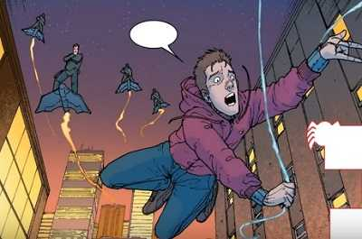 Spider-Verse #5 Recap/Review – End of the line‏