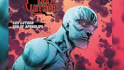 Justice League #45 Review/Recap. New God Of Apokolips