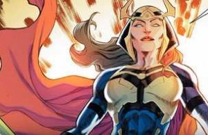 Justice League #46 Review/Recap. The God Of The Anti Life.