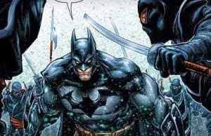 Batman/Teenage Mutant Ninja Turtles TMNT #1 Review/Recap. Bat V Turtle