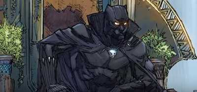 ultimates 8 civil war tie in black panther