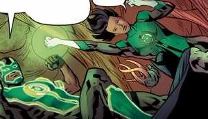 justice league rebirth green lantern simon baz jessica cruz