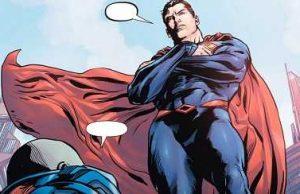 action comics #957 superman clark kent