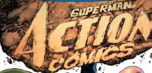 comic island action comics logo