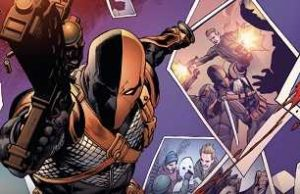 Deathstroke #1 – The Professional
