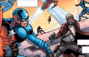 Captain America: Steve Rogers #5 – Secrets of Civil War II...