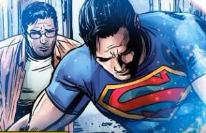 Action Comics #964. Clark Kent Revealed?
