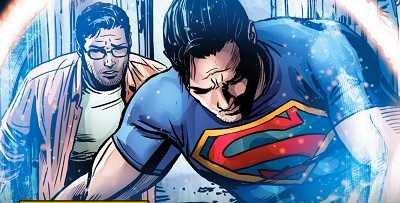 Action Comics #964. Clark Kent Revealed?