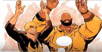 Power Man and Iron Fist #10 – Harlem Burns!