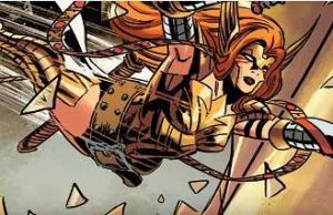 Mighty Thor #13 – The League of Realms Rides Again! Angela