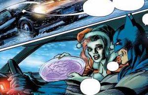 Batman Annual #1: Christmas in Gotham!