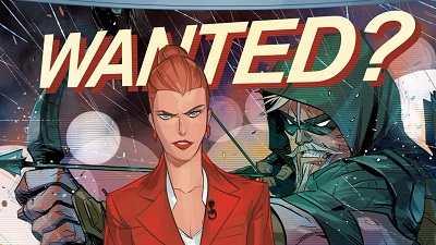 Green Arrow #12: Emerald Outlaw (Part 1)