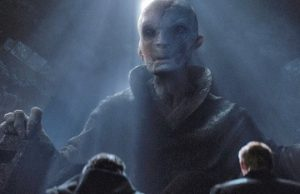 Star Wars The Force Awakens Top 10 Supreme Leader Snoke Theories