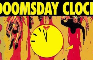 doomsday clock comic island
