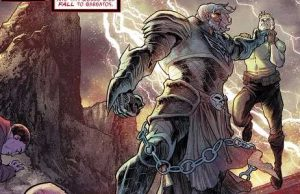 Batman The God Of War. The Merciless #1 DC Metal Tie In