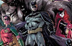 comic island detective comics batman red robin batwoman