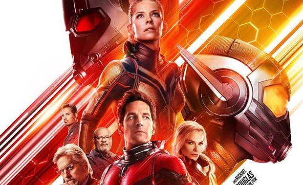 antman and the wasp comic island