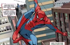 amazing spiderman comic