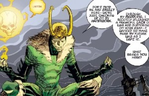 New comics loki agent of asgard
