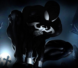 marvel super hero venom suit spiderman