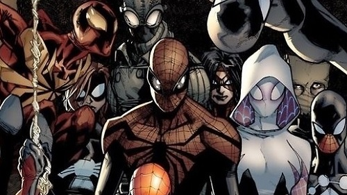 spider-verse reading order checklist
