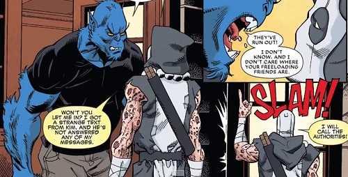 marvel comic books axis deadpool 37