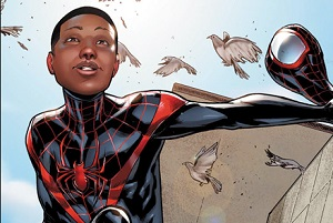 marvel super heroes ultimate spiderman